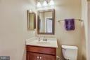Full Bath Upper Level - 17800 AIRMONT RD, ROUND HILL