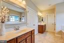 Master Bath - 17800 AIRMONT RD, ROUND HILL