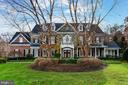 Exceptional estate home, Centreville, Fairfax Co. - 5862 SADDLE DOWNS PL, CENTREVILLE
