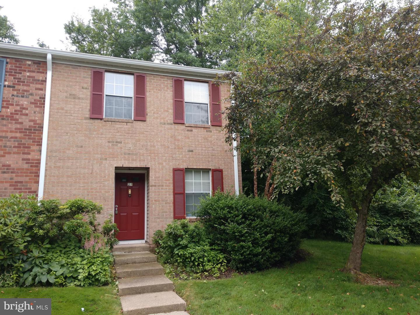 Single Family Home for Sale at 21 SYCAMORE Lawrenceville, New Jersey 08648 United StatesMunicipality: Lawrence Township