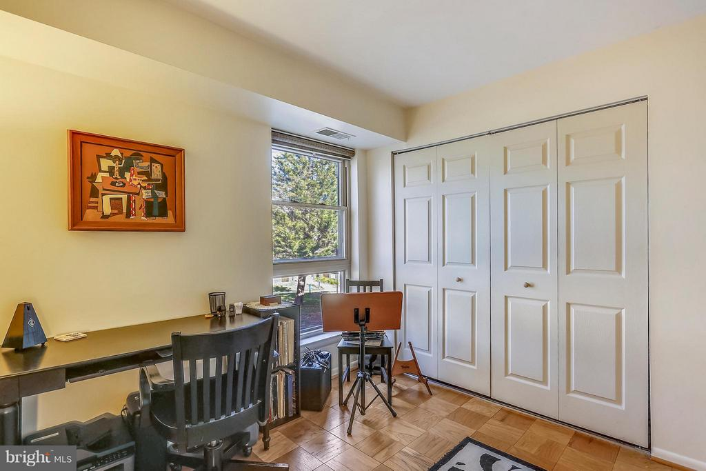 Second Bedroom with Sizable Closet - 2301 GREENERY LN #104-5, SILVER SPRING