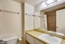 Master Bathroom - 2301 GREENERY LN #104-5, SILVER SPRING