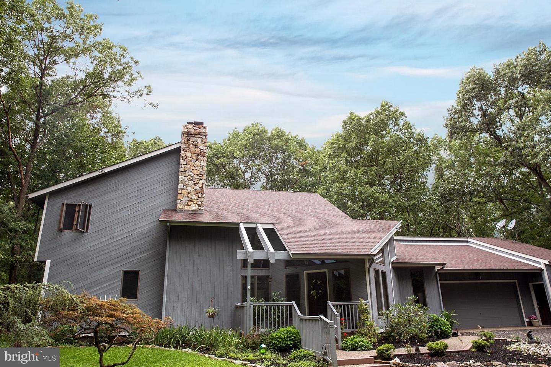 Частный односемейный дом для того Продажа на 99 FORKED NECK Road Tabernacle, Нью-Джерси 08088 Соединенные ШтатыВ/Около: Tabernacle