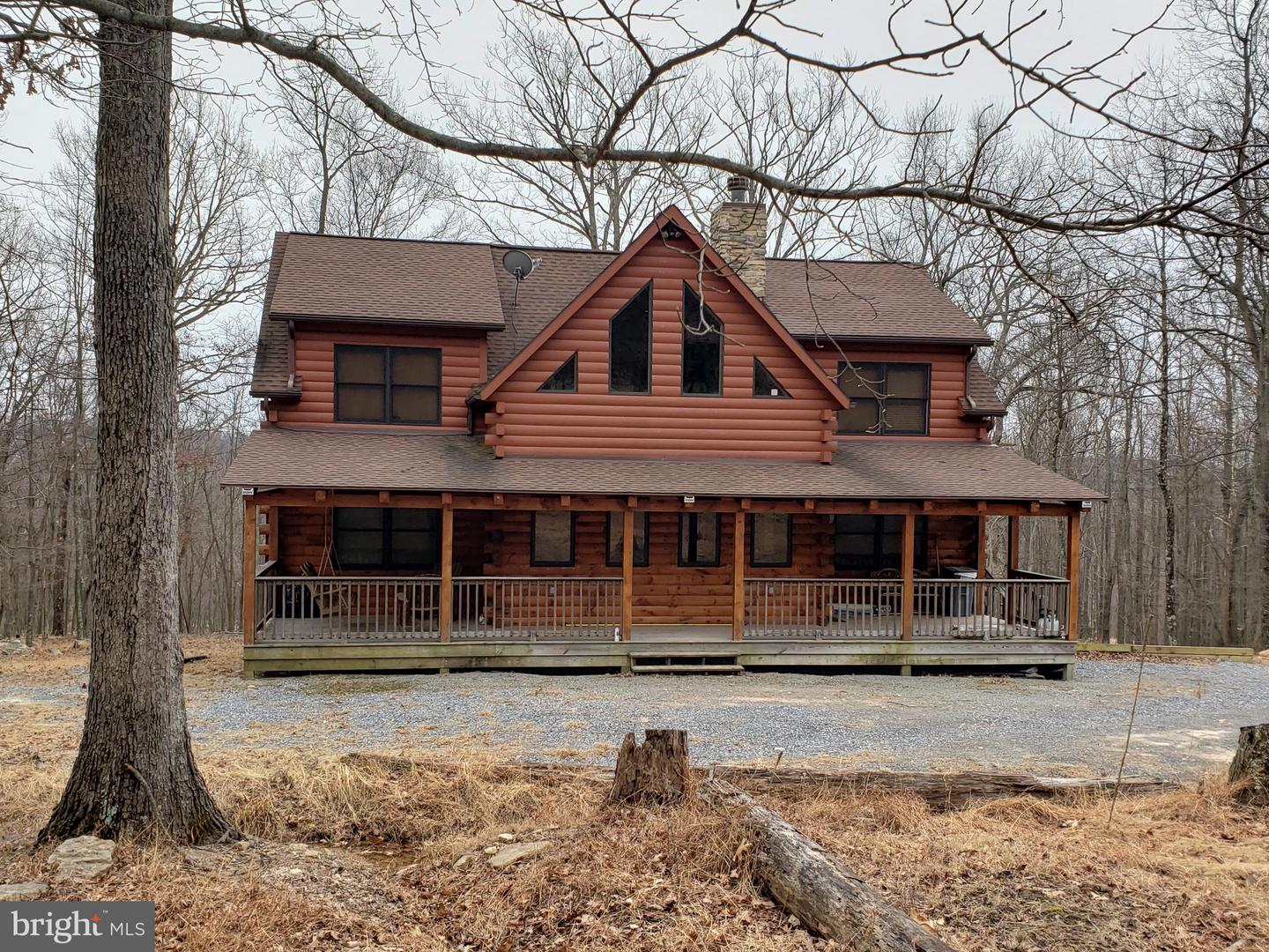Single Family for Sale at 456 Parkside Terrace Berkeley Springs, West Virginia 25411 United States