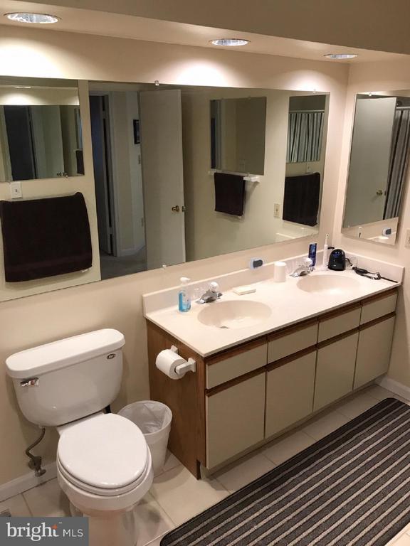 Bathroom - 13702 MODRAD WAY #8-B-21, SILVER SPRING