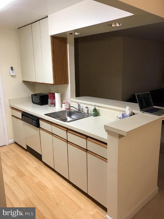 Kitchen - 13702 MODRAD WAY #8-B-21, SILVER SPRING