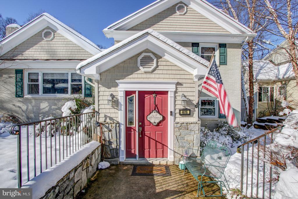 Welcome Home!!! - 4616 UPLAND DR, ALEXANDRIA