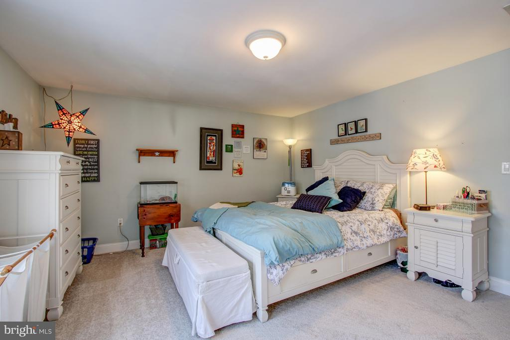 Second Master Suite on entry level - 4616 UPLAND DR, ALEXANDRIA