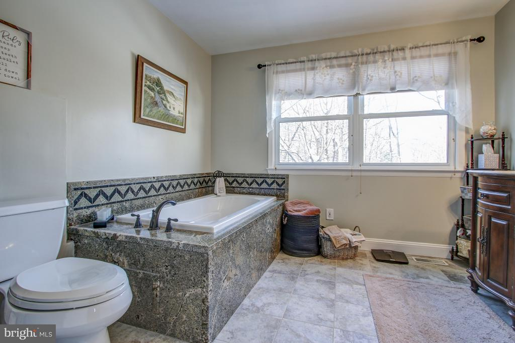 Master Bath w/soaker tub - 4616 UPLAND DR, ALEXANDRIA