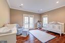 Upper Level - Bedroom Suite #2 - 8459 PORTLAND PL, MCLEAN