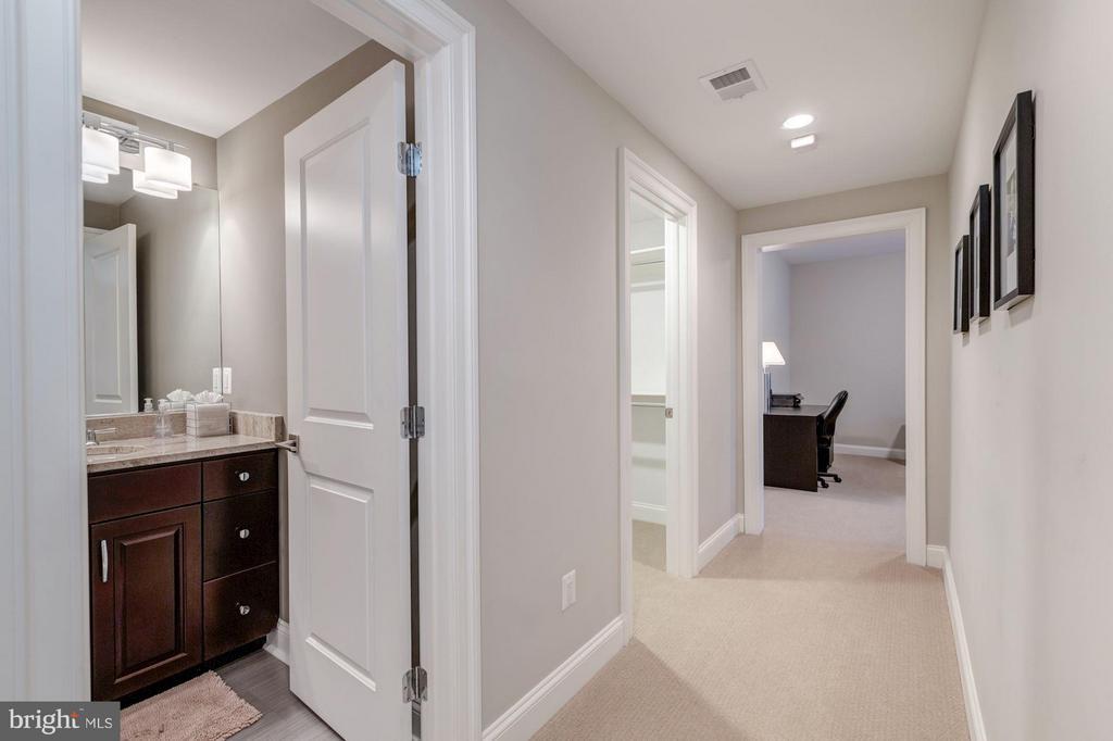 Lower Level - Bedroom Suite #7 - 8459 PORTLAND PL, MCLEAN