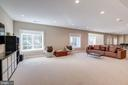 Lower Level - Recreation Room - 8459 PORTLAND PL, MCLEAN