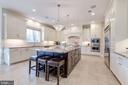 Main Level - Kitchen - 8459 PORTLAND PL, MCLEAN