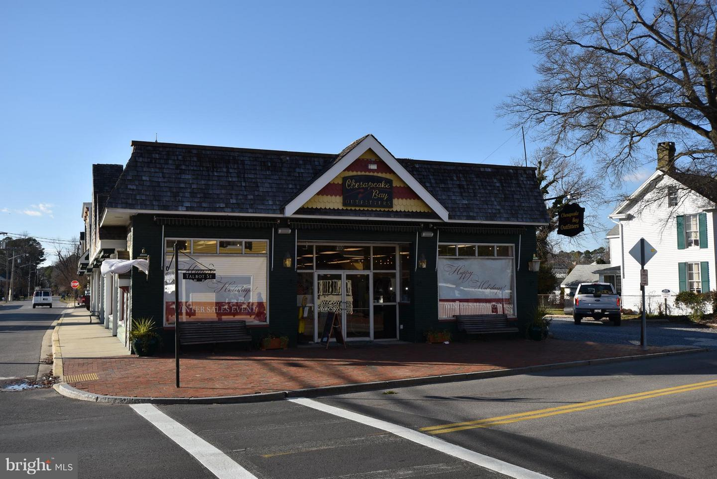 Commercial for Sale at 100 N Talbot St St. Michaels, Maryland 21663 United States