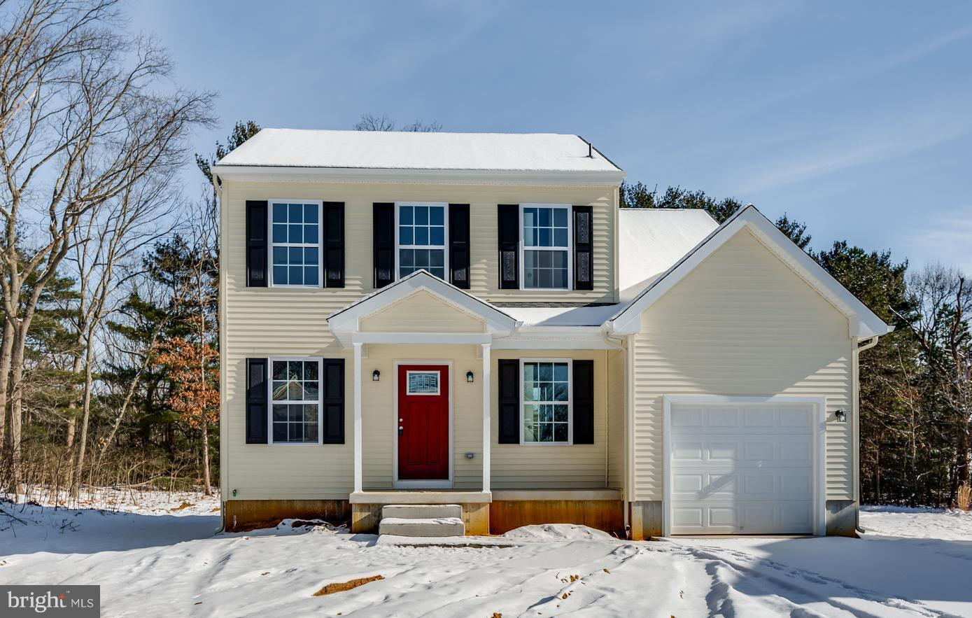 Single Family Home for Sale at 2 KING GEORGE Road Pine Hill, New Jersey 08021 United States