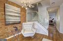 Exposed Brick and Contemporary Features - 1416 21ST ST NW #301, WASHINGTON