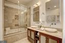 Upper Level - Full Bath #2 - 1416 21ST ST NW #301, WASHINGTON