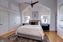 Upper Level - Bedroom #1 - 1416 21ST ST NW #301, WASHINGTON