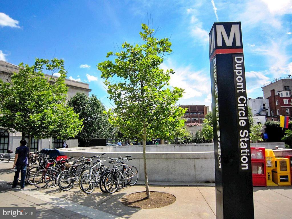 Dupont Circle Metro - North Entrance - 1416 21ST ST NW #301, WASHINGTON