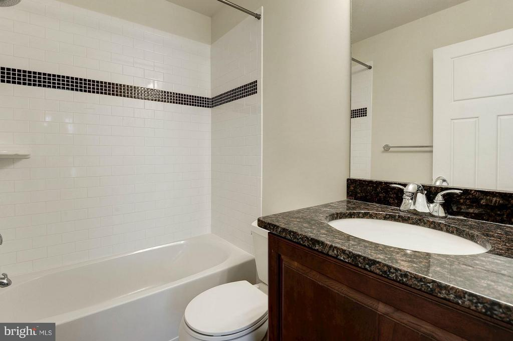 Lower Level Bathroom - 6614 19TH RD N, ARLINGTON
