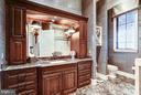 His Master Bath - 8447 PORTLAND PL, MCLEAN