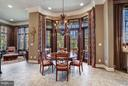 Breakfast Area - 8447 PORTLAND PL, MCLEAN