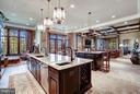 Kitchen - 8447 PORTLAND PL, MCLEAN