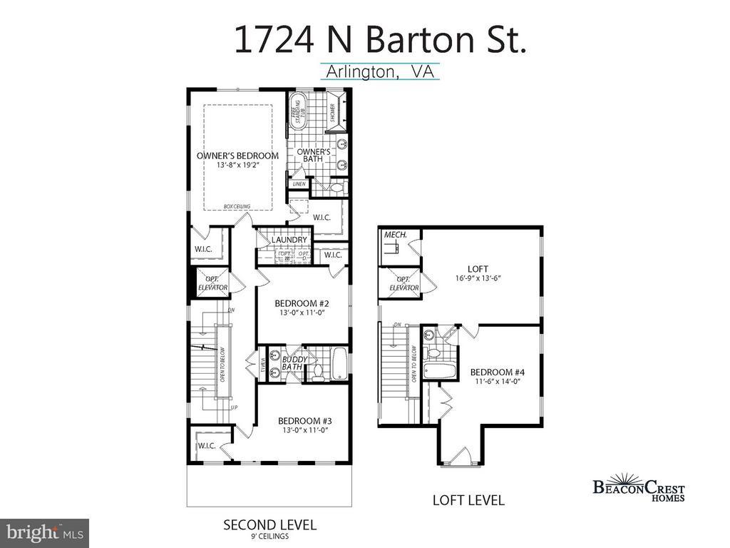 - 1724 N BARTON ST, ARLINGTON