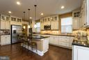 Open kitchen - 16964 TAKEAWAY LN, DUMFRIES