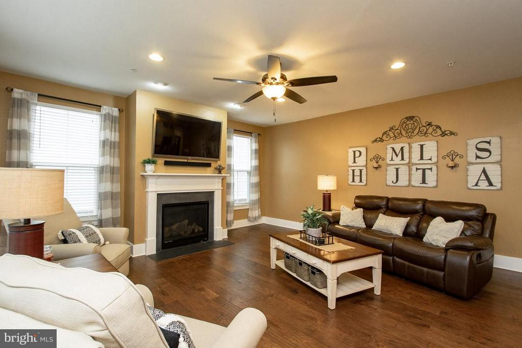 Family room - 16964 TAKEAWAY LN, DUMFRIES
