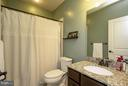 Basement Full Bath - 16964 TAKEAWAY LN, DUMFRIES