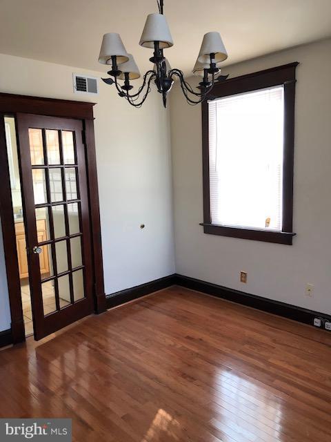 dining room - 1123 MICHIGAN AVE NE, WASHINGTON