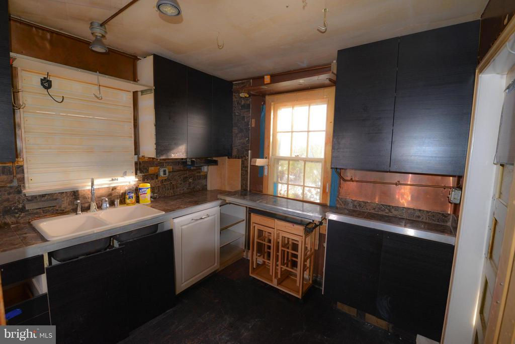Kitchen - 4533 WINDSOR LN, BETHESDA