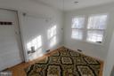 Dining Room - 4533 WINDSOR LN, BETHESDA