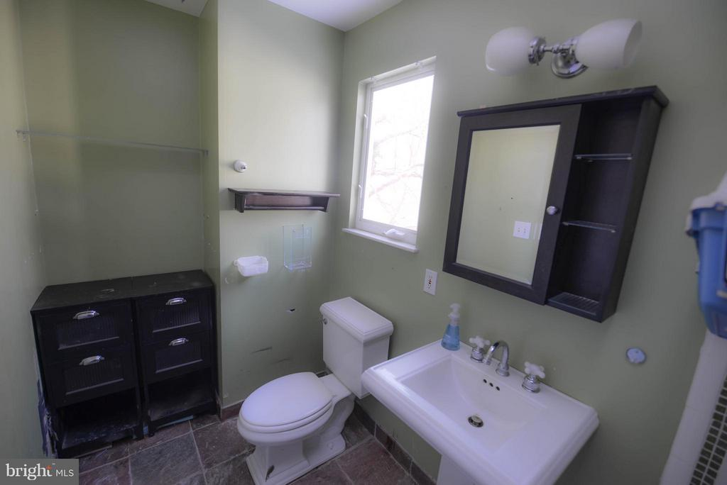 Upstairs Full Bath - 4533 WINDSOR LN, BETHESDA