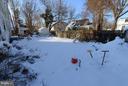 Backyard - 4533 WINDSOR LN, BETHESDA
