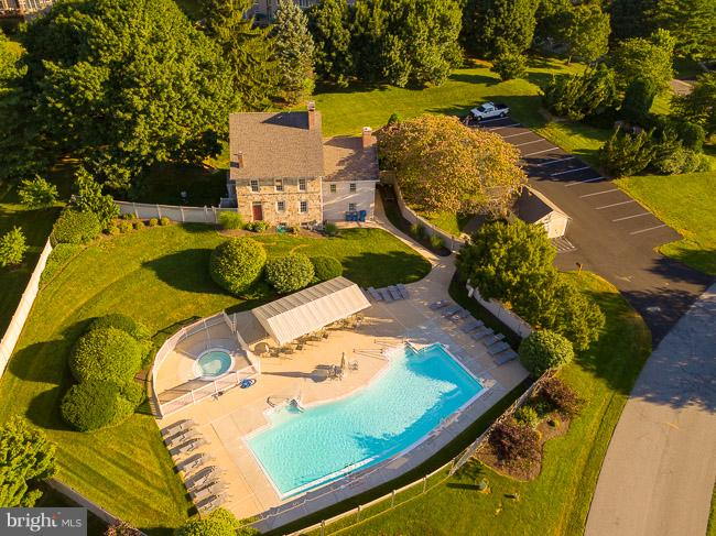 Photo of home for sale at 1331 Crest Drive, West Chester PA