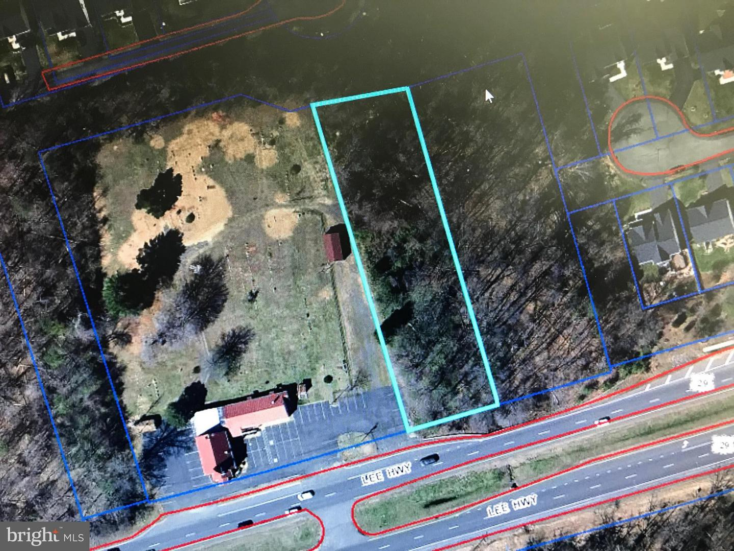 Land for Sale at 15004 Lee Hwy Gainesville, Virginia 20155 United States