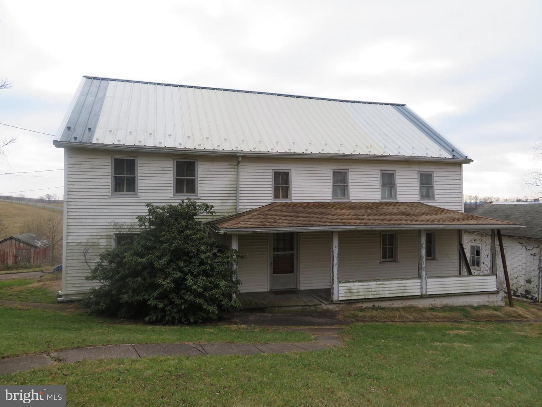 Single Family Homes για την Πώληση στο Dornsife, Πενσιλβανια 17823 Ηνωμένες Πολιτείες