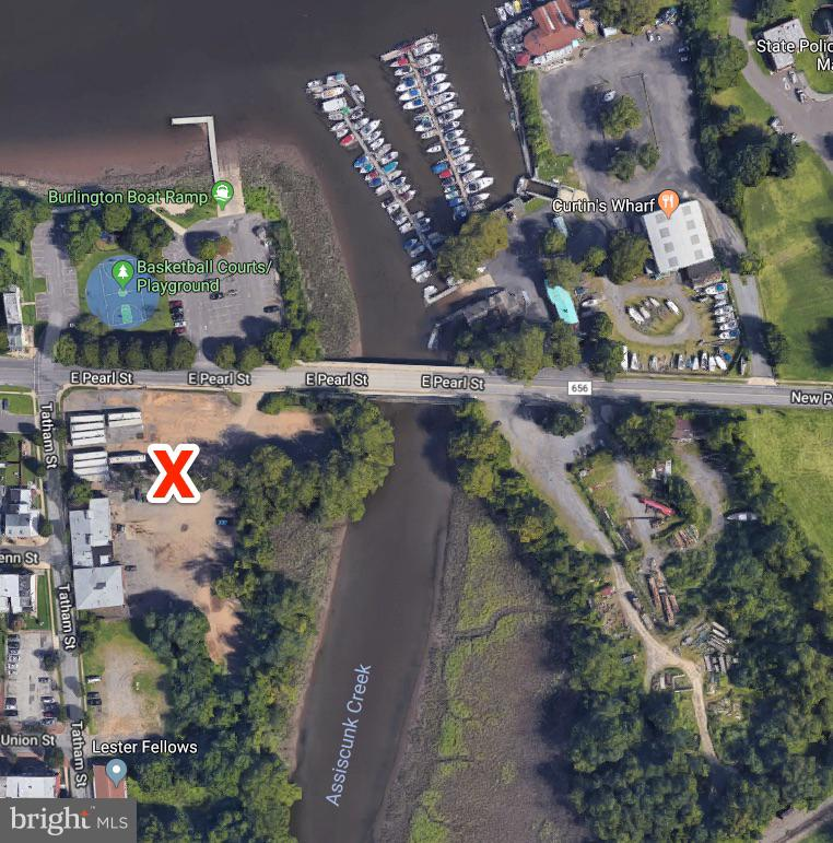 Land for Sale at E PEARL Street Burlington, New Jersey 08016 United States