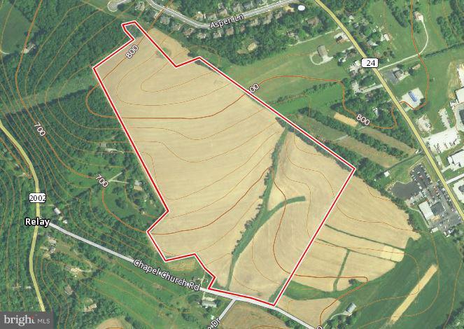 Terrain pour l Vente à CHAPEL CHURCH ROAD Red Lion, Pennsylvanie 17356 États-Unis