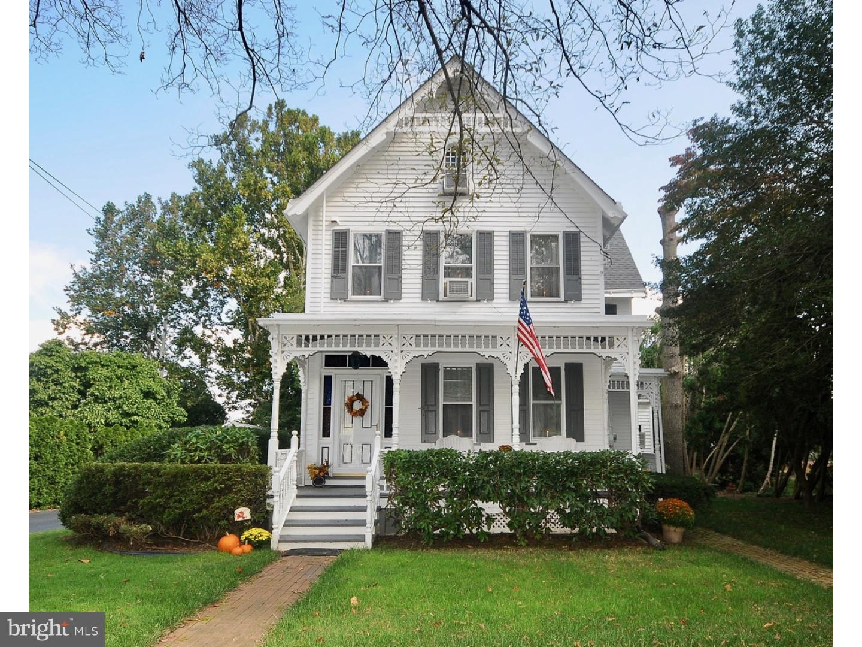 Single Family Homes pour l Vente à Greenwich, New Jersey 08323 États-Unis