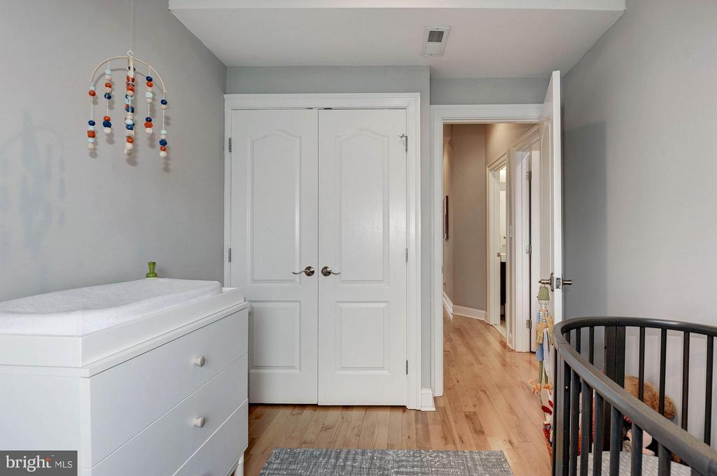Also a large closet. - 541 SHEPHERD ST NW, WASHINGTON