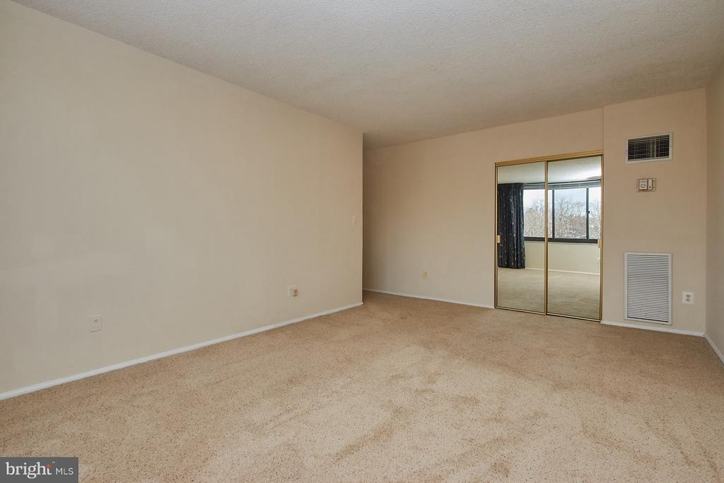 Large Closets in each BD - 5500 HOLMES RUN PKWY #805, ALEXANDRIA