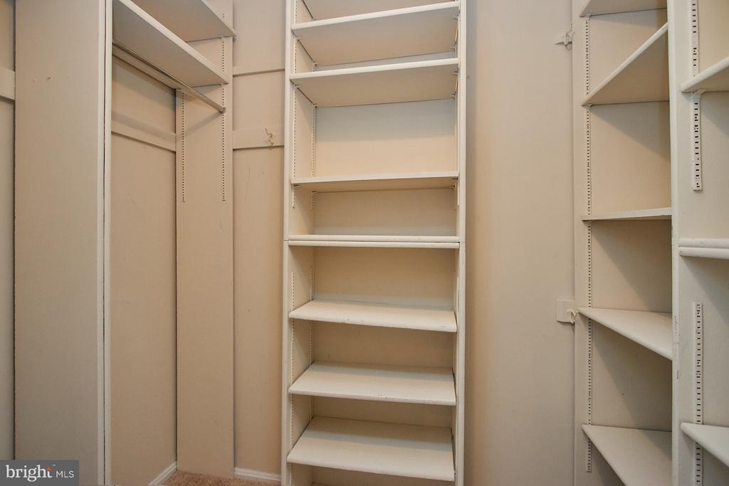More Built in Closet space! - 5500 HOLMES RUN PKWY #805, ALEXANDRIA