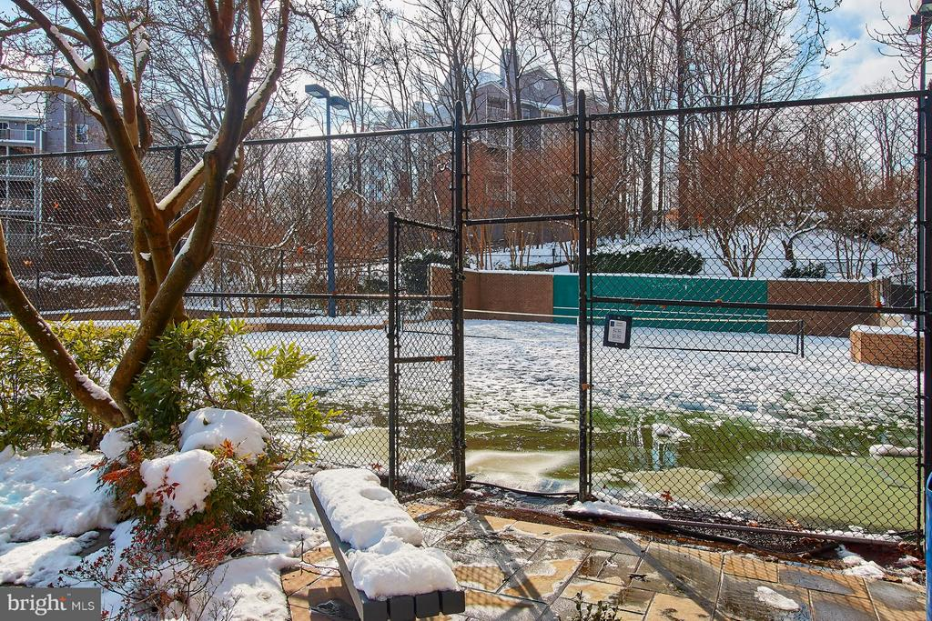 Tennis Court - 5500 HOLMES RUN PKWY #805, ALEXANDRIA