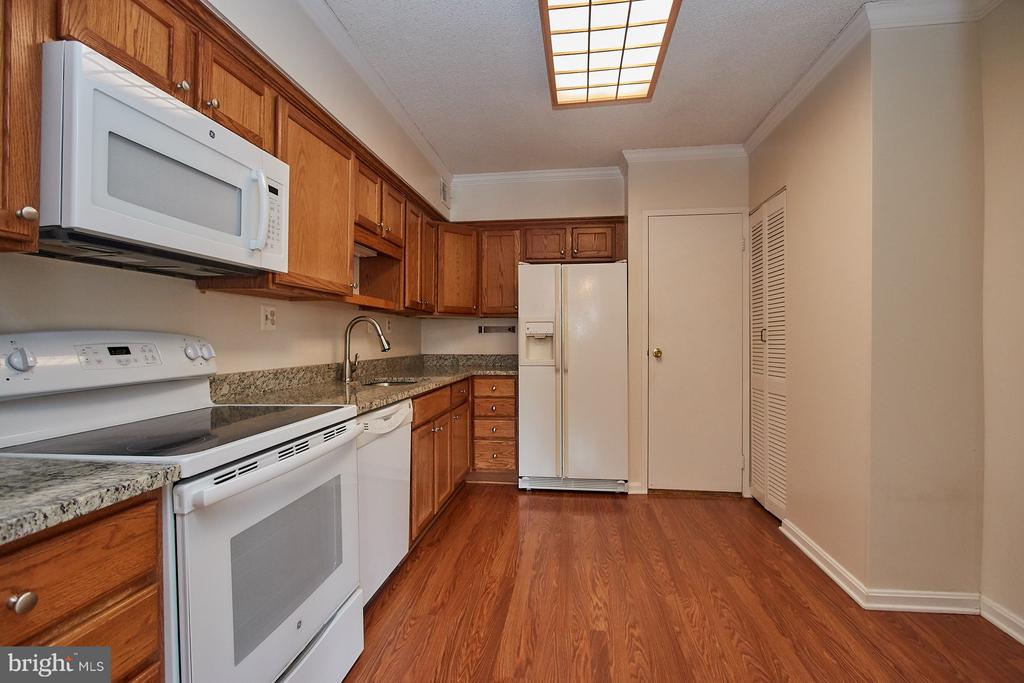 Bright Kitchen w/ Granite - 5500 HOLMES RUN PKWY #805, ALEXANDRIA