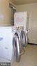 2 laundry rooms on each floor - 4141 N HENDERSON RD #715, ARLINGTON