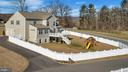 Exterior Rear- Drone photo - 17800 AIRMONT RD, ROUND HILL