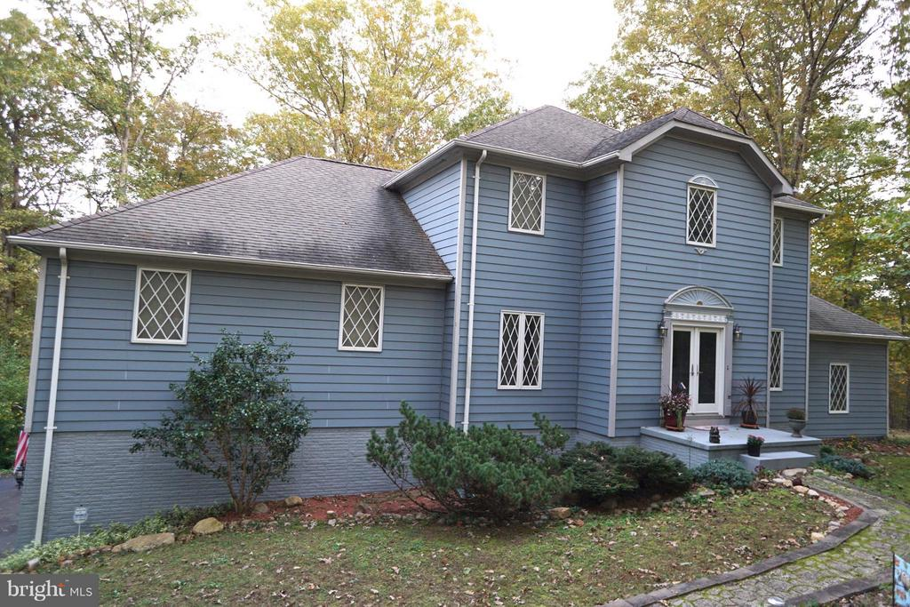 Front view of the Cottage - 3970 PANHANDLE RD, FRONT ROYAL